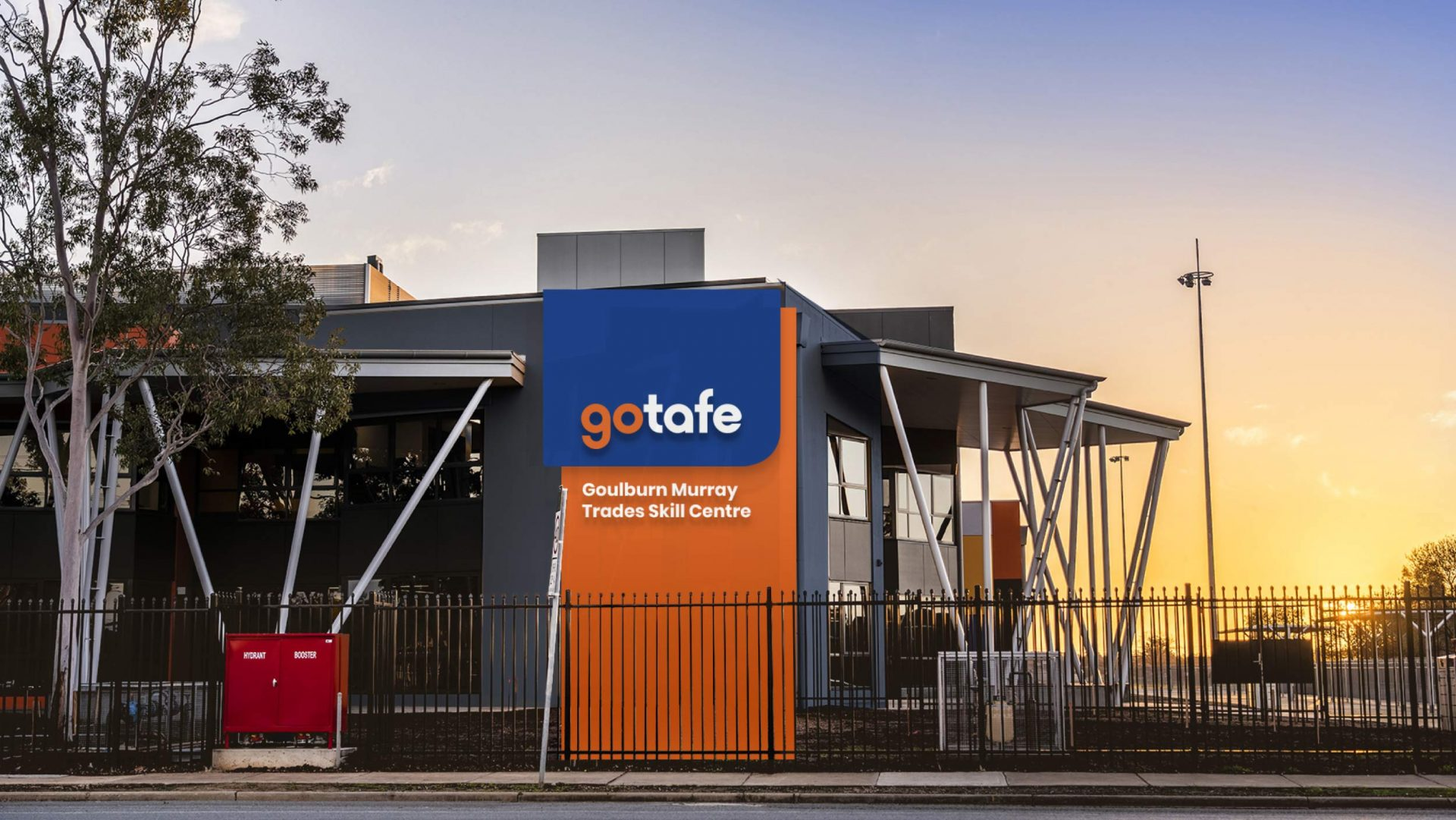 Plinth design for gotafe