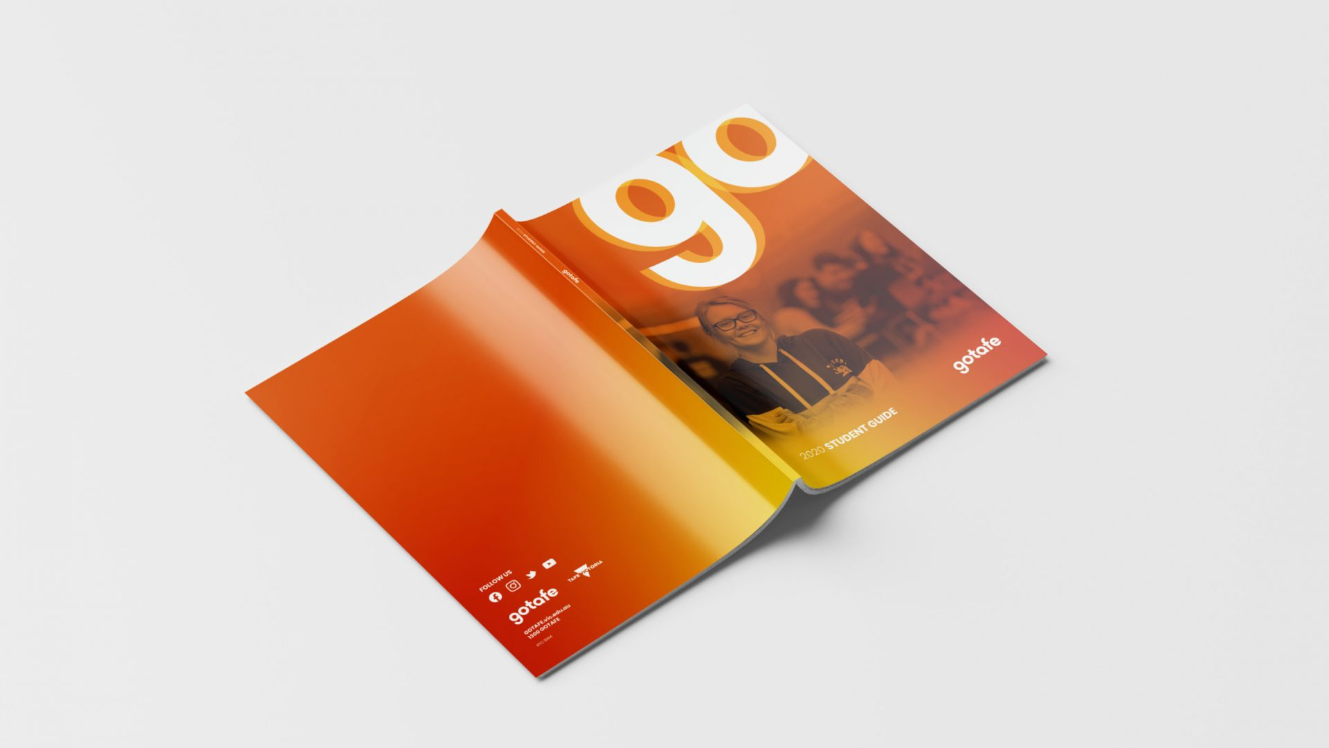 2020 Student Guide Cover for gotafe