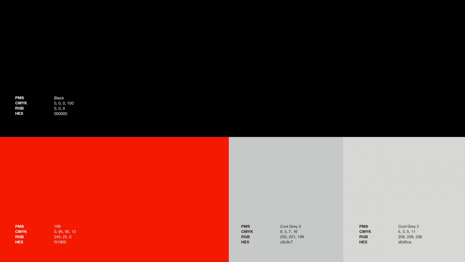 Motion Asia Pacific corporate rebrand colours